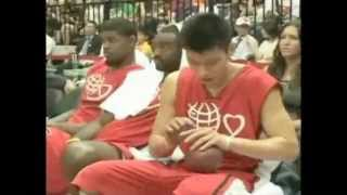 Jeremy Lin Hoops In Yao Ming's Charity Game In Taiwan