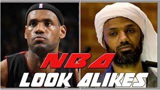NBA PLAYERS LOOK ALIKES! | KOT4Q