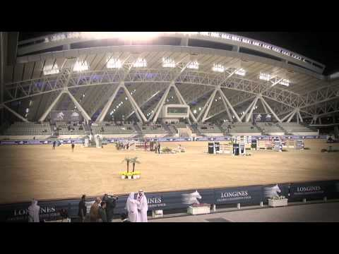Longines Global Champions Tour 2013 - Doha - Sport Report