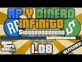 HACK GTA V ONLINE | Dinero Infinito + Nivel 200 + 100.000.000$  - Online Ps3