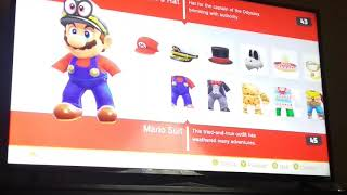 Super Mario oddysee