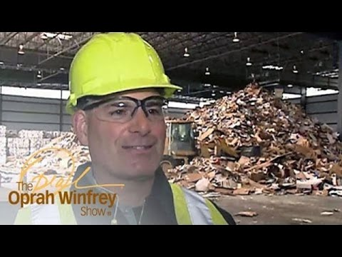 Waste Management Coo Goes Undercover On The Factory Floor