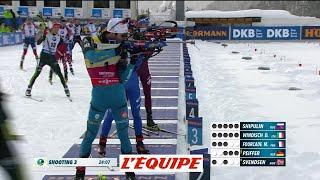 Biathlon - CM (H) : Le résumé vidéo de la mass-start