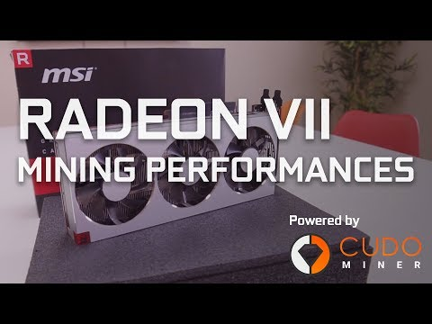 The RADEON VII Mining Performance