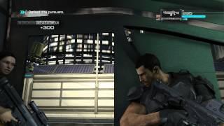 Binary Domain Walkthrough - Chapter 4 Part 7 - PC Gameplay 1080p Full HD