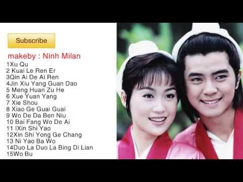 Nhạc phim Lương Sơn Bá Chúc Anh Đài phiên bản 1999
