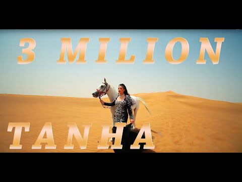 Ghezaal Enayat - Tanha Official video (NEW AFGHAN SONG 2015)