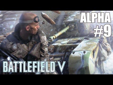 Ein (vorerst) letztes Mal Narvik - Battlefield V Alpha #9 [REUPLOAD] thumbnail