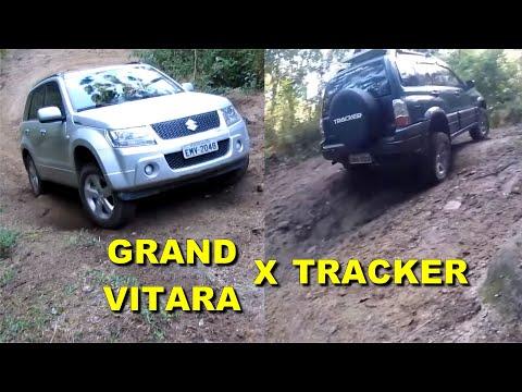 Grand Vitara X Tracker Hill Climb
