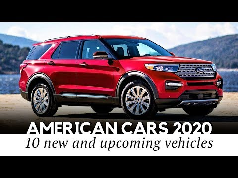 10 All-New American Cars Coming In 2020 (Interior And Exterior Reviewed)