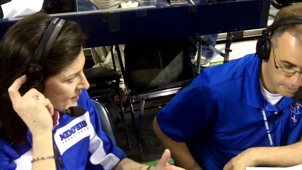 Melissa McFerrin Postgame Interview - Memphis vs. UCF ...