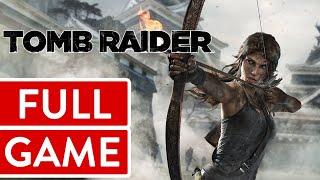 Tomb Raider (2013) PC Longplay Walkthrough Playthrough (FULL GAME)