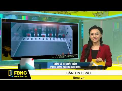 Không Có Việc Mất Trộm Tại Chi Nhánh Ngân Hàng HD Bank