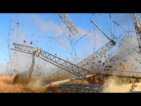 Voice of America Radio Towers - Controlled Demolition, Inc.