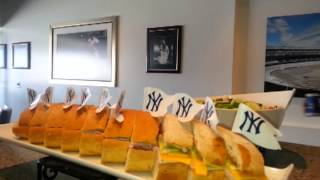 A Luxury Suite Tour Yankee Stadium