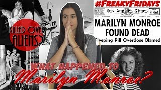MARILYN MONROE CONSPIRACY THEORIES #FreakyFriday | Just Sharon