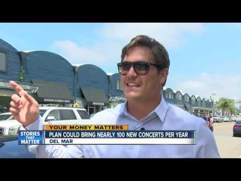 Del Mar may get 2,000 seat concert venue