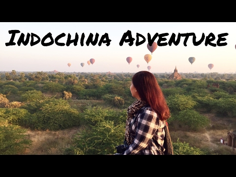 Backpacking Trip in Indochina (Burma, Thailand & Cambodia)