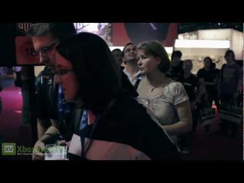 "TOMB RAIDER 2013 | GamesCom 2012 ""Community + Presse-Event"" (Deutsch) | FULL HD"