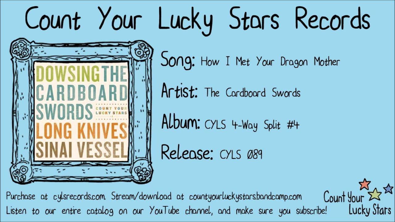 The Cardboard Swords 02 How I Met Your Dragon Mother