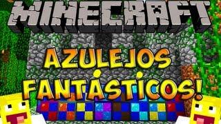 [MINECRAFT] - Azulejos Fantásticos! - TheTile [1.3.1]