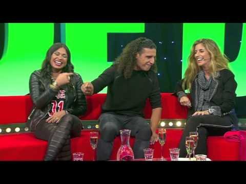 Interview deel 2 Lady Bee, Ali B & Danie Bless - De Dino Show