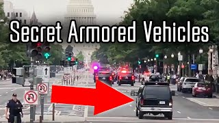 5 Mysterious Secret Armored Vehicles