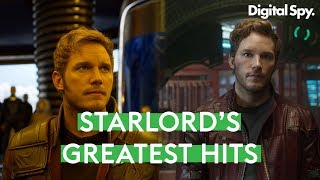 Star-Lord's Funniest Moments | Guardians of the Galaxy & Avengers: Infinity War