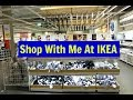 IKEA Food & Kitchenware - Shop With Me - 2017
