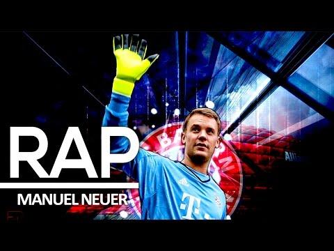 RAP DO MANUEL NEUER |RAP TRIBUTO 43º | KANHANGA