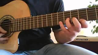 Desperado guitar (all guitar solos) guitar lesson + tab