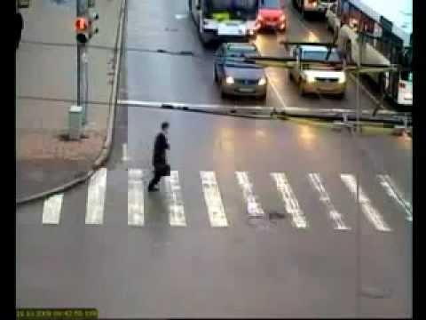 Сбитые пешеходы во сне циклопическое такое