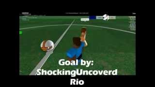 ROBLOX Lon.inc Real Betis vs The Ogre First Half