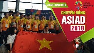 ĐT Olympic Việt Nam đã đặt chân tới Indonesia tham dự Asiad 18  | VFF Channel