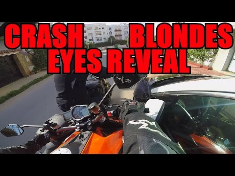 Crash, Eyes Reveal and Blondes.