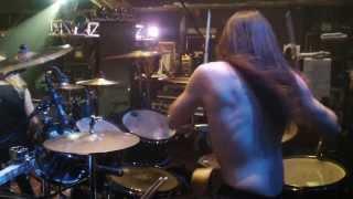 """Adam Sagan - Circle II Circle Drum Cam """"Epiphany"""" 5/23/13"""