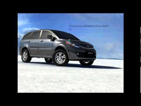 Tata Aria Review