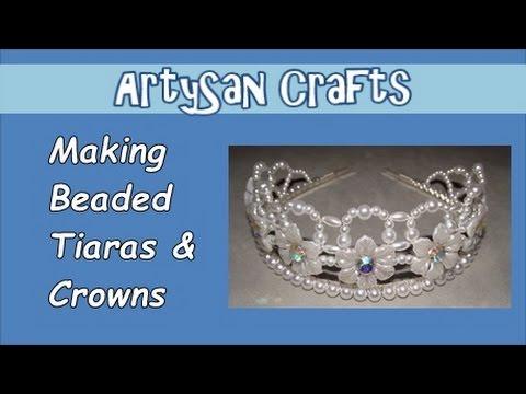 Making Tiaras & Crowns