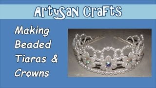 Tiaras & Crowns - How to make