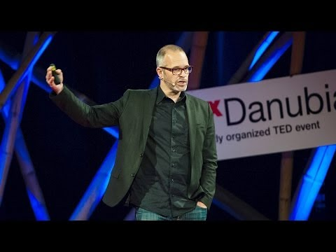 Synthetic virology | Andrew Hessel | TEDxDanubia