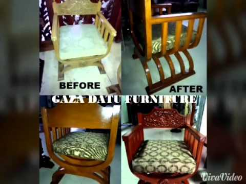 Furniture Repair Services at GAZA DATU FURNITURE