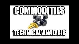 Commodities Dollar Gold Miner Oil NatGas Technical Analysis Chart 3/24/2019 by ChartGuys.com