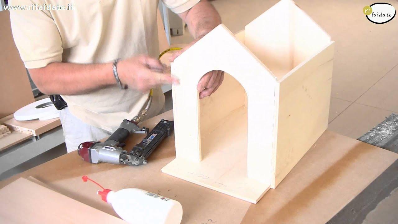 Come realizzare una cuccia in legno per cani | Fai da Te Mania