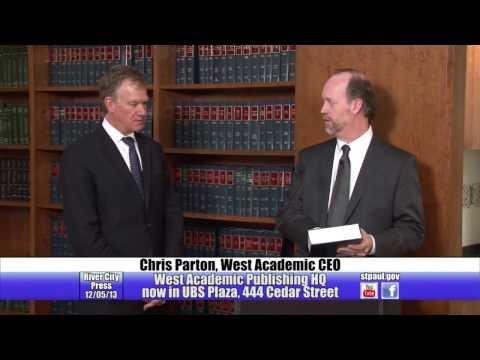 West Academic Publishing Returns to Saint Paul