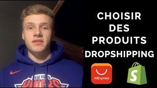 Quels Produits Choisir en Dropshipping ?