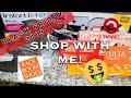 BLACK FRIDAY 2019 HAUL   SHOP WITH ME!   Target, Ulta Beauty, Rack Room Shoes