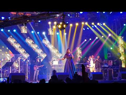 Shreya Ghosal 2018 live concert at Contai West Bengal