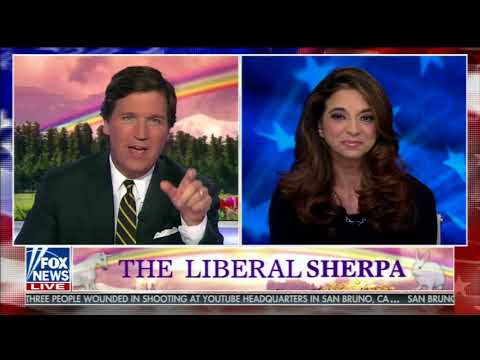 CATHY AREU FULL ONE-ON-ONE INTERVIEW WITH TUCKER CARLSON (4/3/2018)