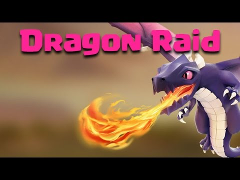 TH9 Dragon Strategy | 3 Ways To Use Dragon | Clash Of Clans