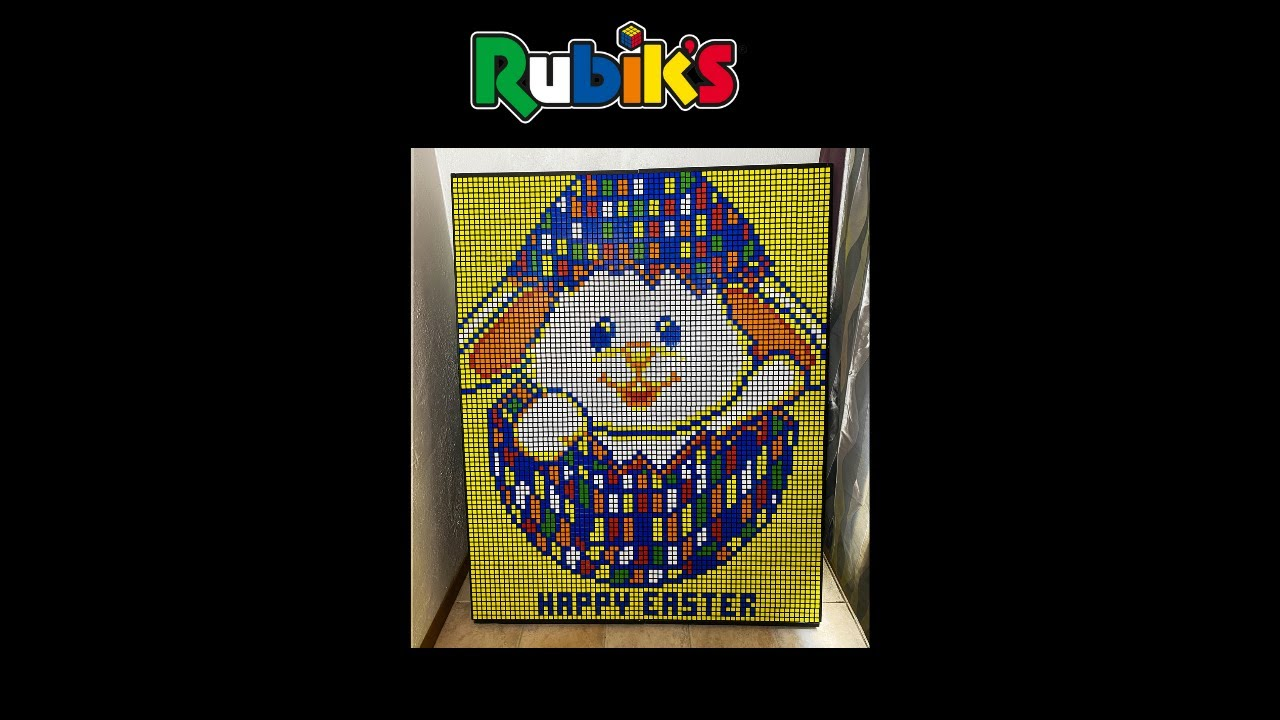 Happy Easter from Rubik's!
